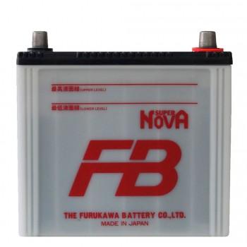 Super Nova 60 Ah (55D23L)