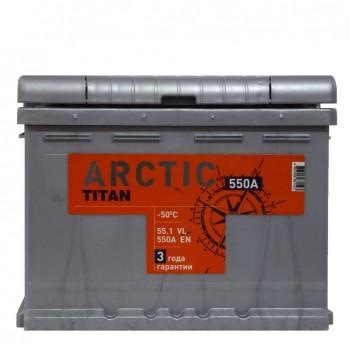 Titan Arctic 55.1VL 550A(EN)