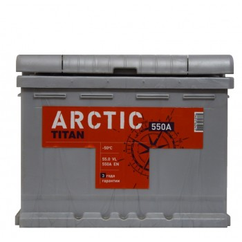 Titan Arctic 55VL 550A(EN)