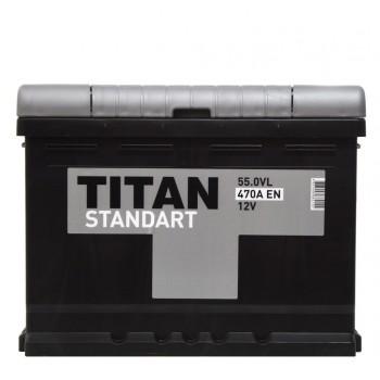 Titan Standart 55.0VL 470A(EN) 12V.