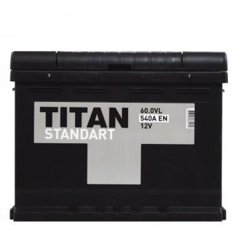 Titan Standart 60.0 VL 540A(EN) 12V