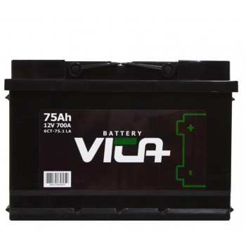 VITA 75Ah 12V 700A п/п