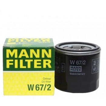 MANN filter W67/2