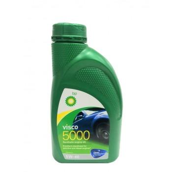 BP Visco 5000 5w-40 1л