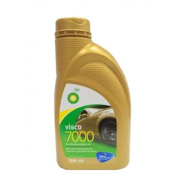 BP Visco 7000 0w-40 1л