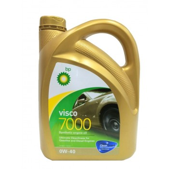 BP Visco 7000 0w-40 4л