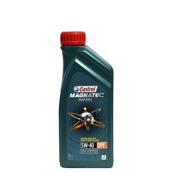 Castrol Magnatec 5w-40 DPF Disel 1 литр