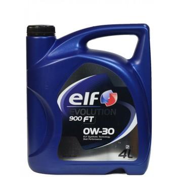 Elf 0w-30 900FT 4 литра