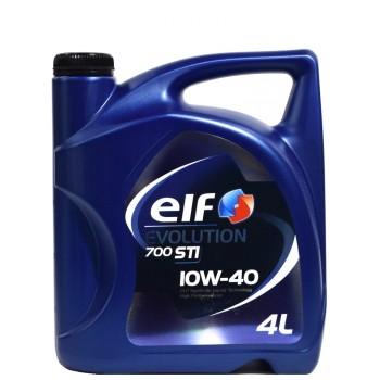 Elf 10w-40 700STI 4 литра