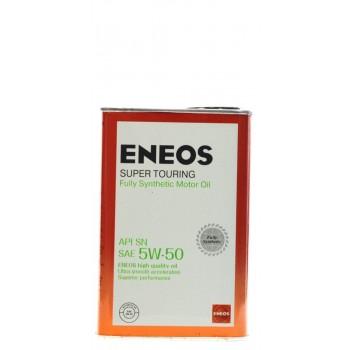 Eneos 5w-50 Super Touring SN 1 литр жесть