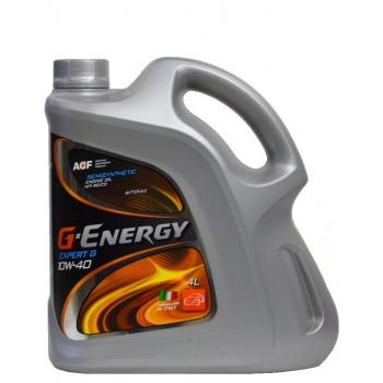 G-Energy 10w-40 Expert G 4 литра