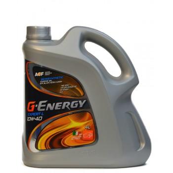 G-Energy 10w-40 Expert L 4 литра