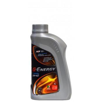 G-Energy 5w-40 F Synth 1 литр
