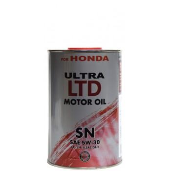 Honda (Fanfard) 5w-30 SN 1 литр жесть