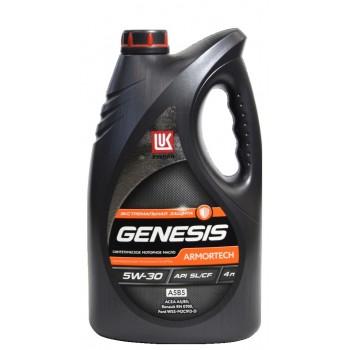 Лукойл Genesis Armortech 5w-30 A5/B5 4 литра