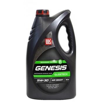 Лукойл Genesis Glidetech 5w-30 4 литра