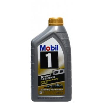 Mobil 0w-40 1 литр