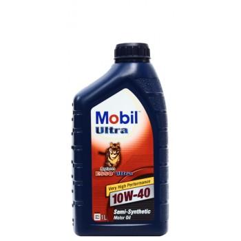 Mobil Ultra 10w-40 1 литр