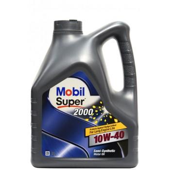Mobil Super 2000 10w-40 4 литра