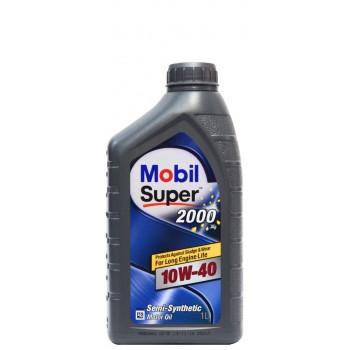 Mobil Super 2000 10w-40 1 литр