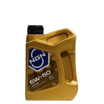 NGN Extra 5w-50 1 литр
