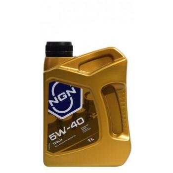 NGN Gold 5w-40 1 литр