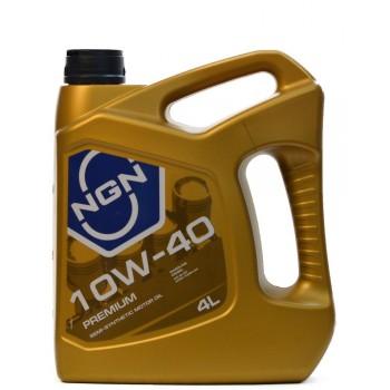 NGN Premium 10w-40 4 литрa