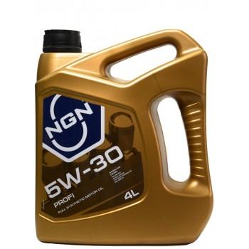 NGN profi 5w-30 4 литра