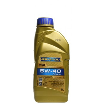 Ravenol VSI 5w-40 1 литр