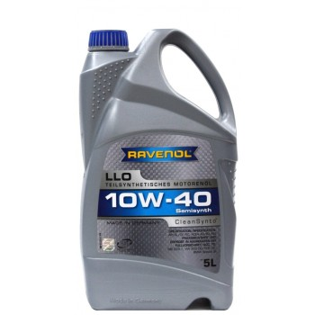 Ravenol 10w-40 LLO 4 литра