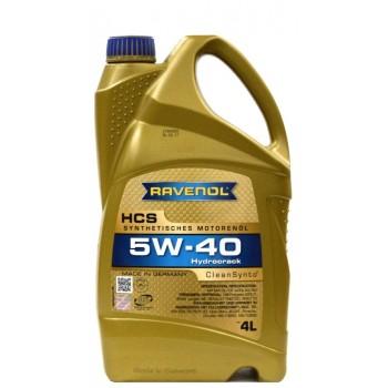Ravenol HCS 5w-40 4 литра