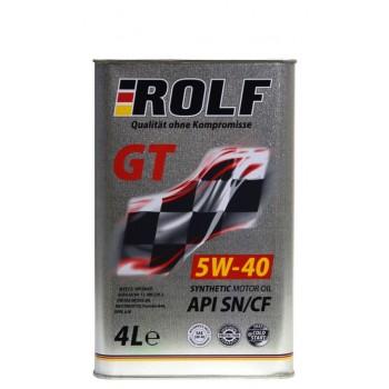 Rolf GT 5w-40 4 литра жесть