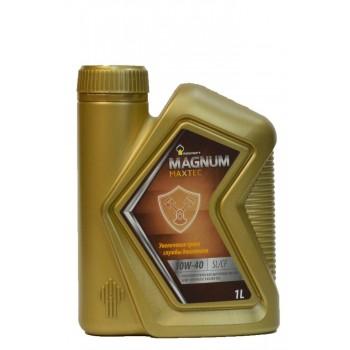 Rosneft MAGNUM 10w-40 1 литр
