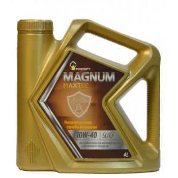 Rosneft MAGNUM 10w-40 4 литра
