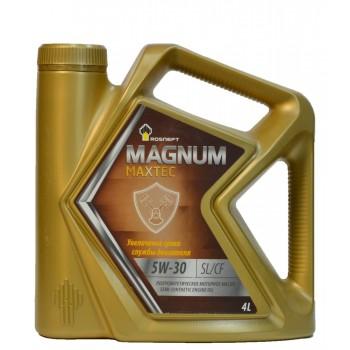 Rosneft MAGNUM 5w-30 4 литра