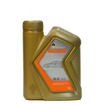Rosneft MAXIMUM 5w-40 1 литр