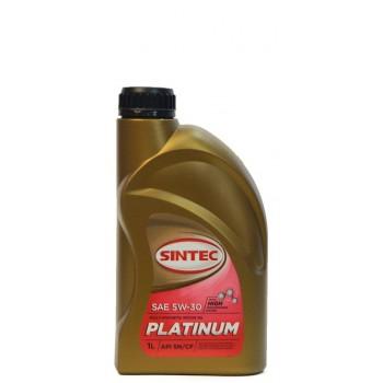 Sintec PLATINUM 5w-30  SN-CF 1 литр