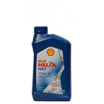 Shell Helix HX7 10w-40 1 литр