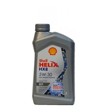 Shell Helix HX8 ECT 5w-30 1 литр