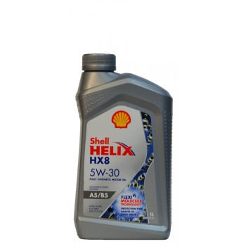 Shell Helix HX8 A5/B5 5w-30 1 литр