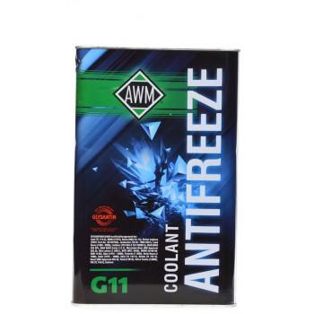 Antifreeze AWM зелёный 4 литра