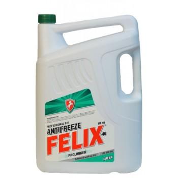 Антифриз FELIX Prolonger Green 10 кг