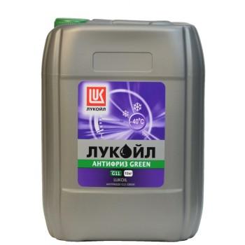Антифриз Лукоил Green G11 10kg