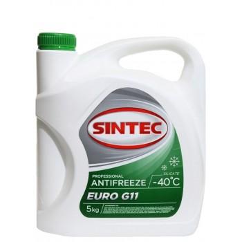 Антифриз Sintec EURO G11 5kg