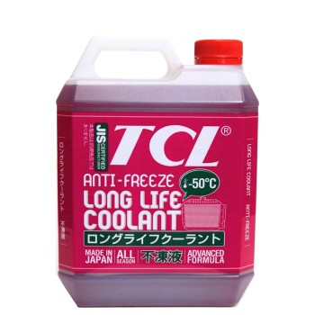 Антифриз TCL Red 4kg