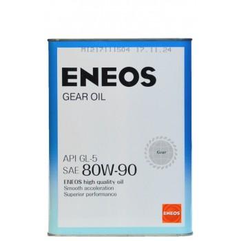 ENEOS 80w-90 GL5 4 литра