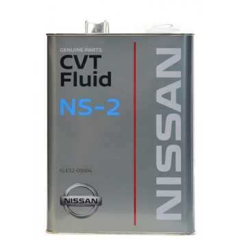 Nissan CVT Fluid NS-2 4 литра