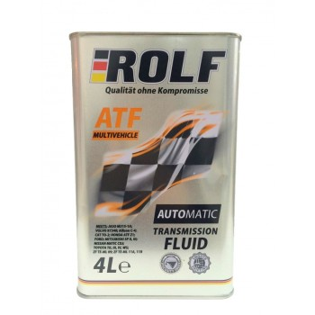 ROLF ATF Multivehicle 4 литра