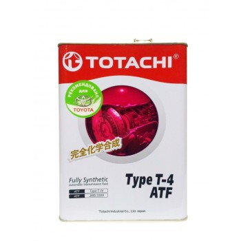 TOTAHI Type T4 ATF 4 литра