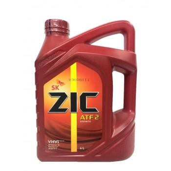 ZIC ATF 2 4 литра